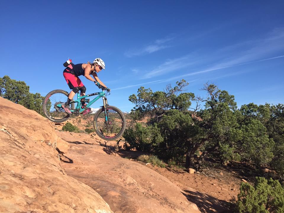 ladyshred getrowdie colorowdies colorado mountain biking mtb enduro liz cunningham